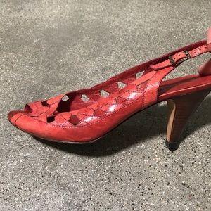 Vintage 70s  heel